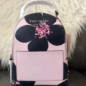 Mini convertible backpack Kate spade grand flora